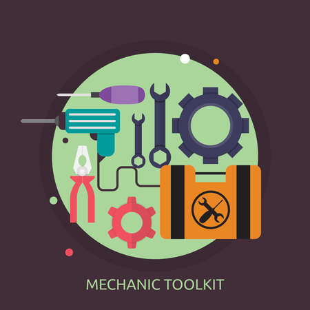 toolkit: Mechanic Toolkit Conceptual Design