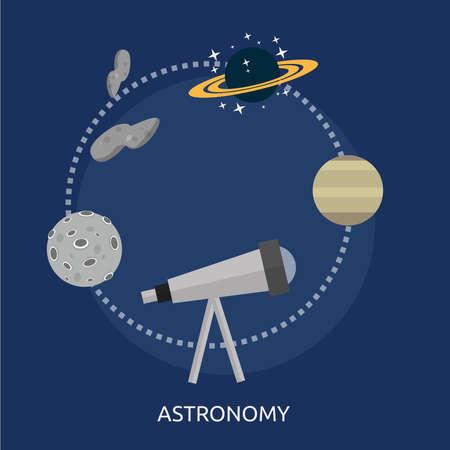 Astronomy Conceptual Design