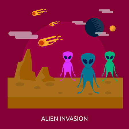 Alien Invasion Conceptual Design
