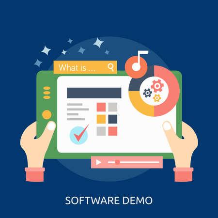Software Demo Conceptual Design.