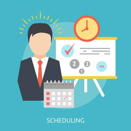 Scheduling Conceptual Design