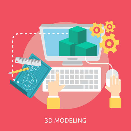 3D Modeling Conceptual Design