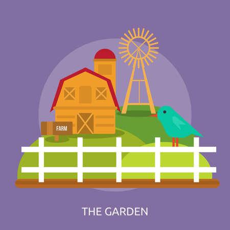 The Garden Conceptual Design