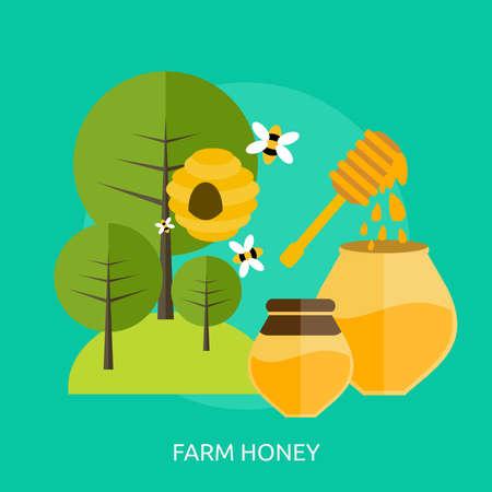Farm Honey Conceptual Design