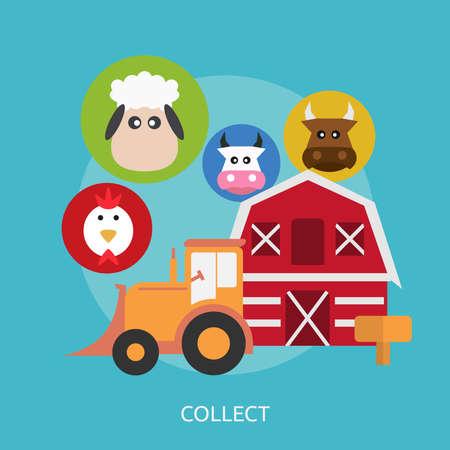 collect: Collect Conceptual Design Illustration