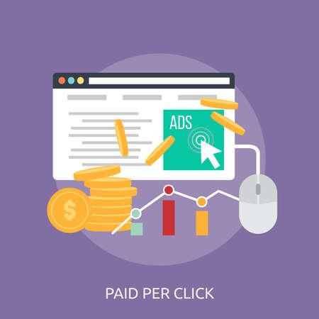 Paid Per Click Conceptual Design