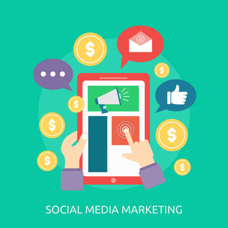 Social Media Marketing Conceptual Design