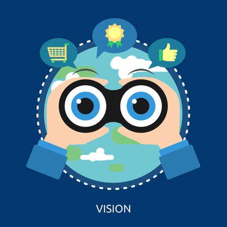 medal like: Vision Conceptual Design