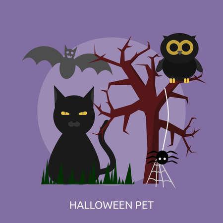 Halloween Pet Conceptual Design