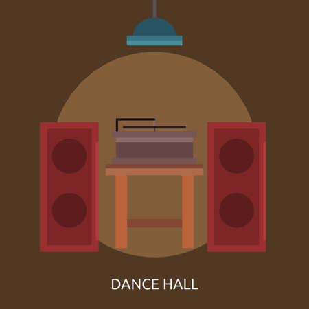 Dance Hall Conceptual Design