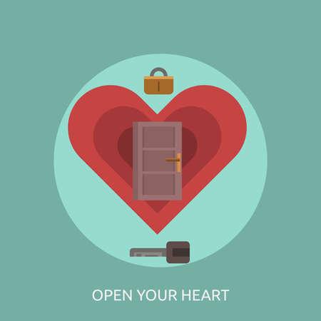 Open Your Heart Conceptual Design
