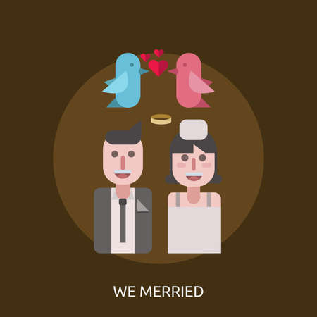 wedded: We Married Conceptual Design