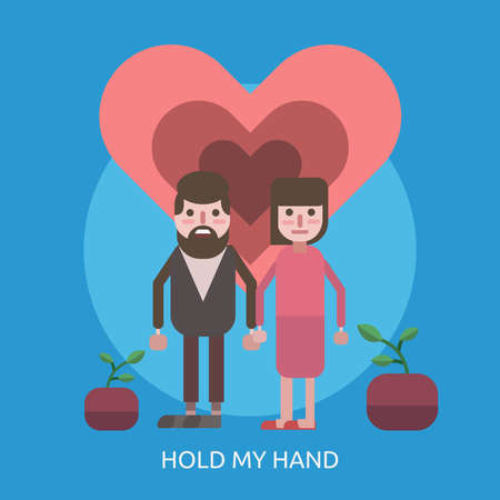 Hold My Hand Conceptual Design