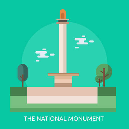 The National Monument Conceptual Design Illustration