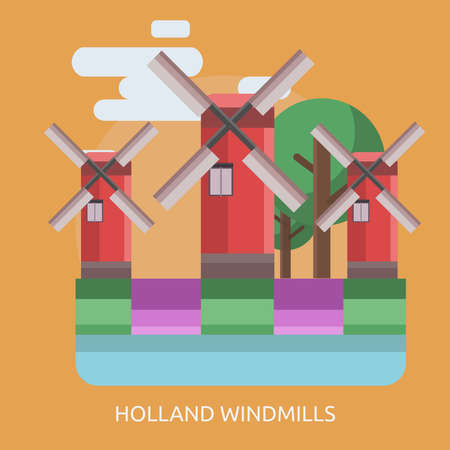 Holland Windmills Conceptual Design