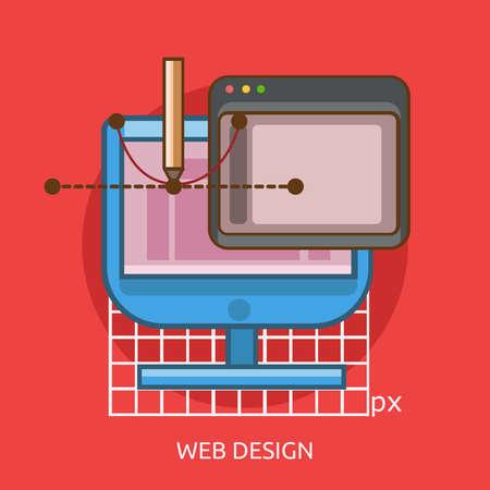 Web Design Conceptual Design
