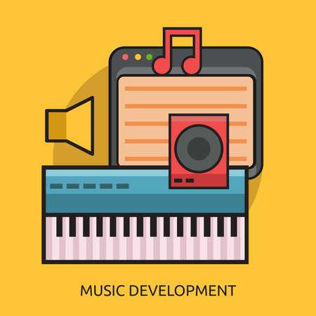 Music Development Conceptual Design