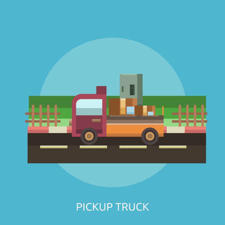 Pickup Truck Conceptual Design