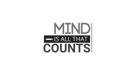 Mind Is All That Counts Ilustrace