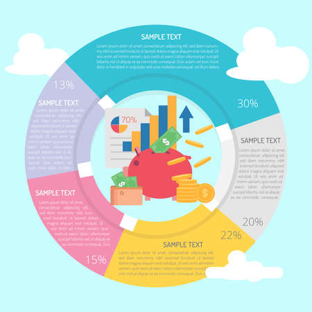 Saving Infographic