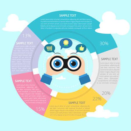 medal like: Vision Infographic