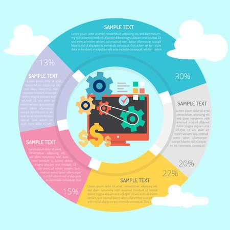 Premium Services Infographic