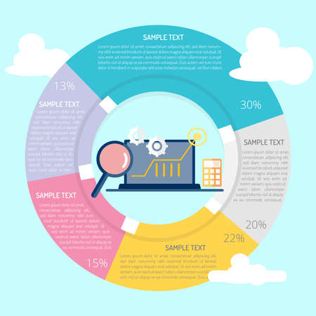 Financial Analyst Infographic