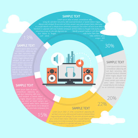 Music Composer Infographic
