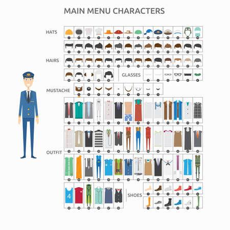 Character Creation Pilot