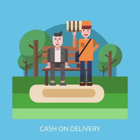 Cash On Delivery Conceptual Design
