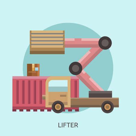 lifter: Lifter Conceptual Design