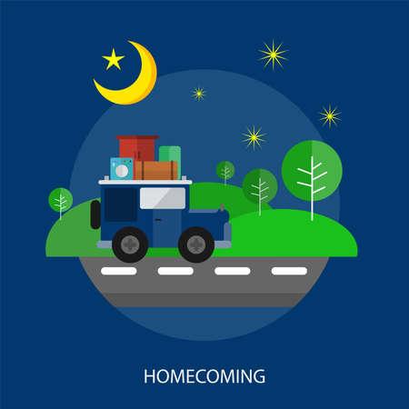 Homecoming Conceptual Design