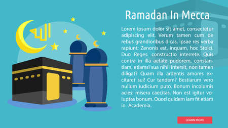 Ramadan In Mecca Conceptual Design