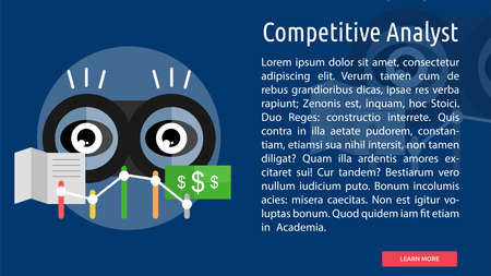 Competitive Analyst Conceptual Design