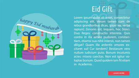 Eid Gift Conceptual Design Çizim