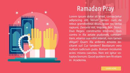 Ramadan Pray Conceptual Design