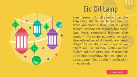 Eid Oil Lamp Conceptual Design
