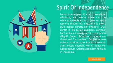 Spirit Of Independence Conceptual Design Illustration