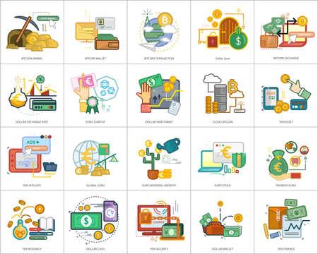 Currencies Conceptual Design