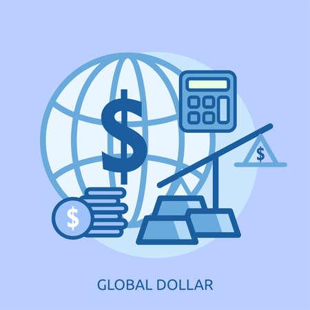 グローバルなドルの概念設計