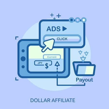 ドルのアフィリ エイトの概念設計