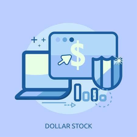 ドルのストック概念設計