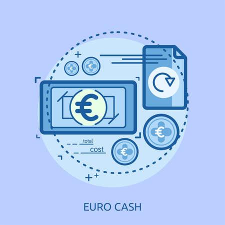 ユーロ現金の概念設計