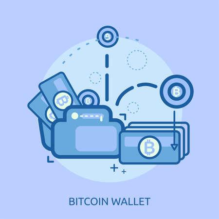 財布の概念設計図。