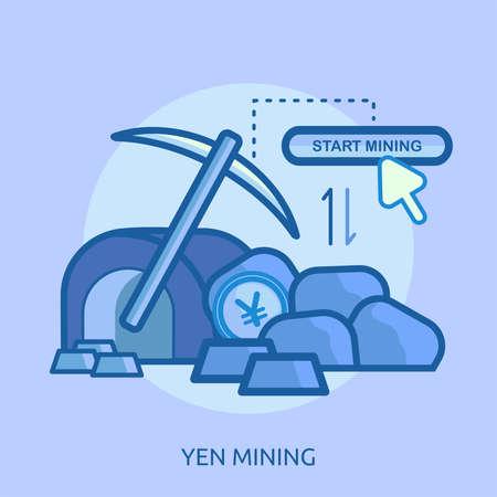Yen Mining Conceptual Design