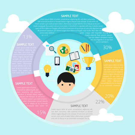 Creative Idea Infographic