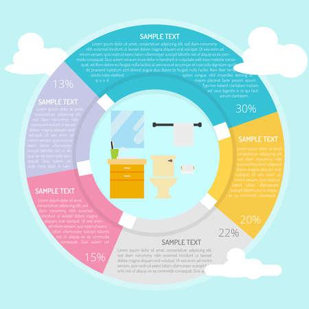 Toilet Infographic