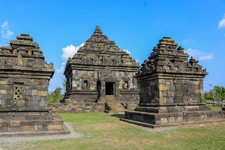 Candi Ijo, Natural Tour, Green Temple Indonesia Travel