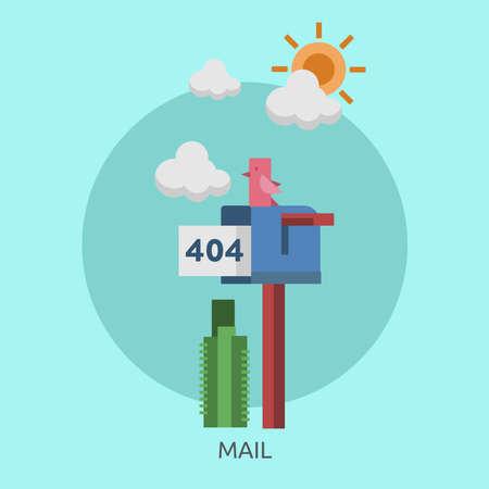 Mail Conceptual Design