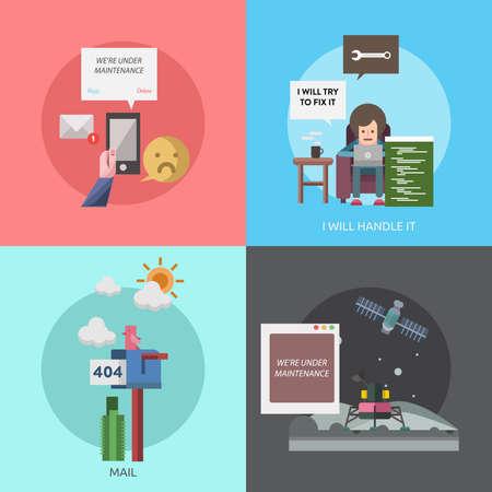 Web Maintenance Conceptual Design